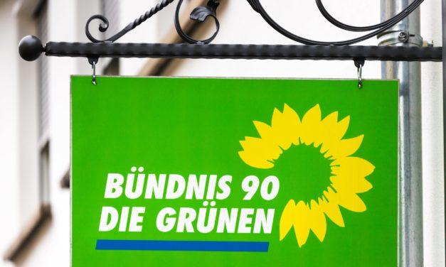 Rekordspende: Die Grünen erhalten 1 Million Euro aus Bitcoin-Gewinnen