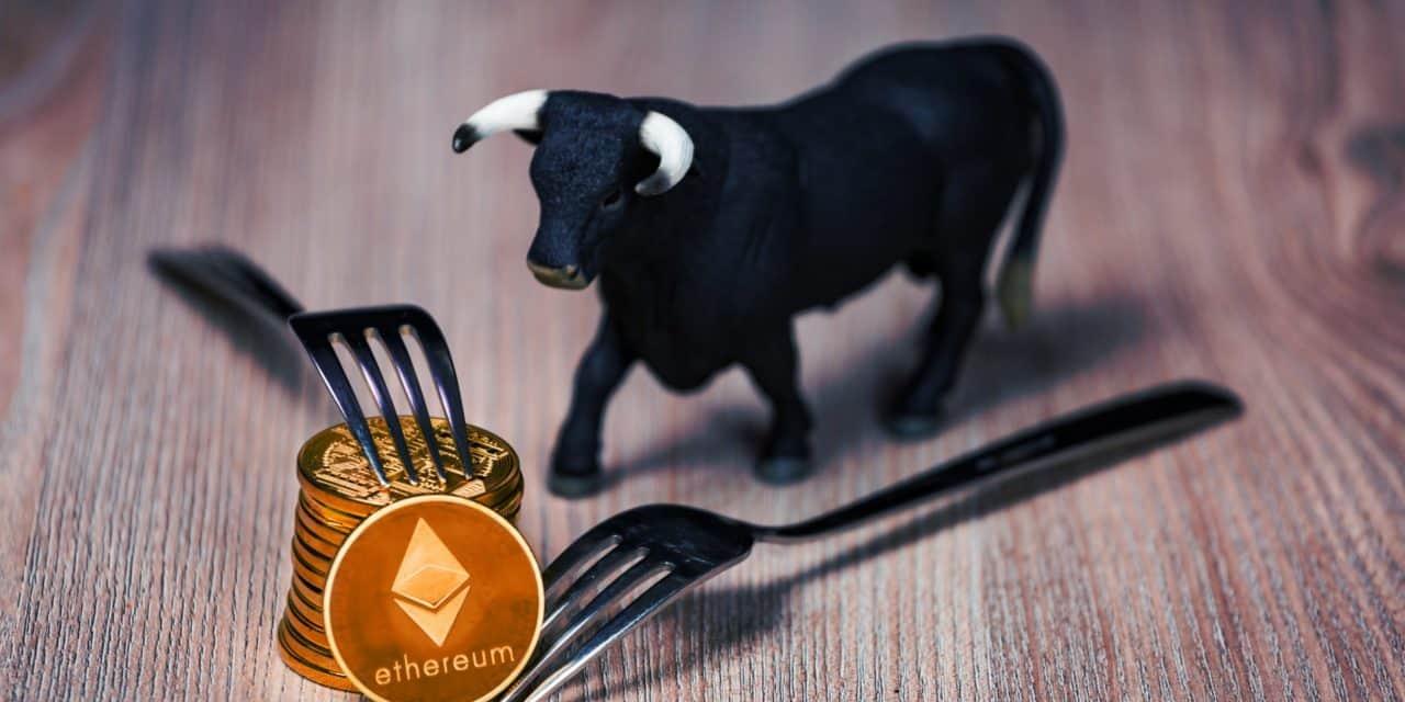 Ethereum über 2.500 USD: Hard Fork und Rothschild befeuern ETH-Kurs