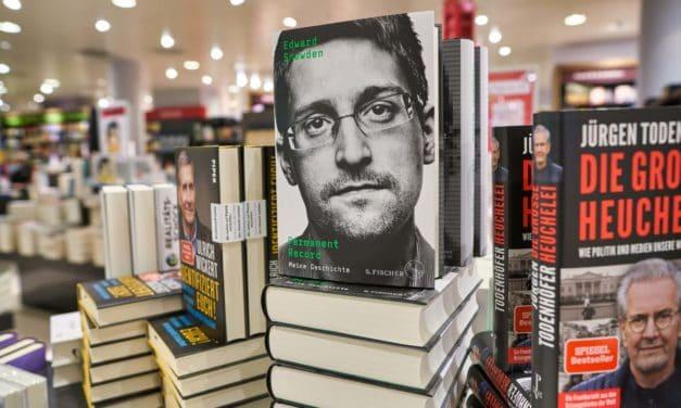Snowden lanciert NFT im Namen der Pressefreiheit