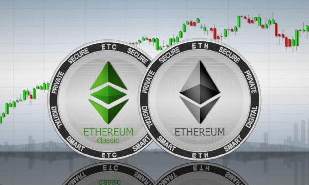 Ethereum Classic eifert Ethereum hinterher, Cardano erreicht Jahreshoch