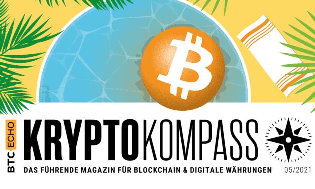 Der neue Kryptokompass ist da: Das steckt in der August-Ausgabe