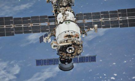 Rauch löste Alarm auf der ISS aus