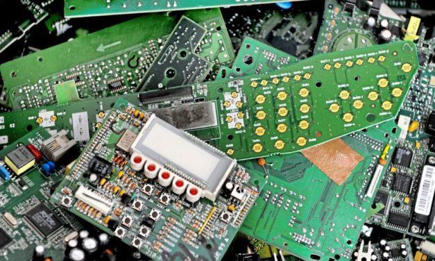 Recycling: Elektroschrott als Algenfutter