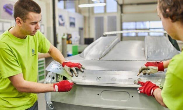 Chipmangel: Skoda baut 100.000 Autos weniger