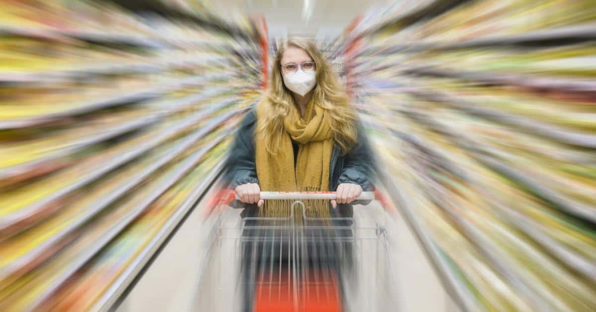 Verwirrung und Ärger um Kontrolle der Maskenpflicht im Handel