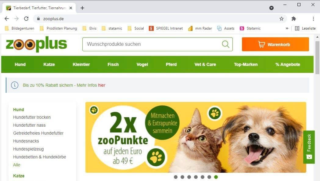 Zooplus: Hellman & Friedman und EQT mit Wettbieten für Haustierbedarf