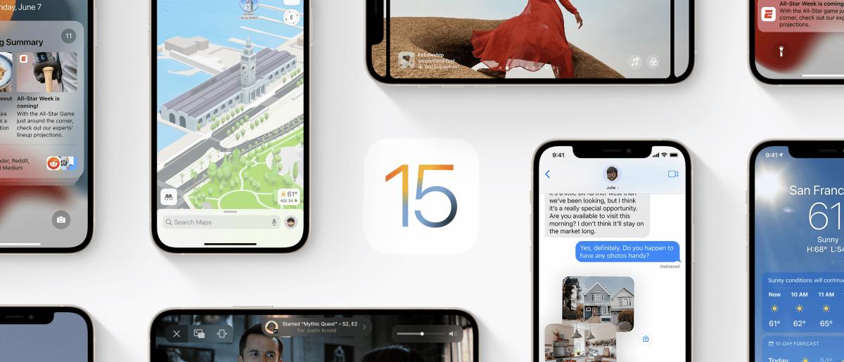 iOS 15 und iPadOS 15: Release-Datum ist der 20. September