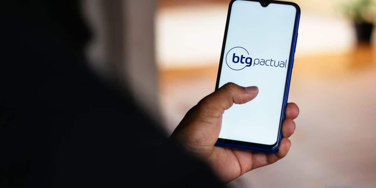 BTG Pactual: brasilianische Investmentbank lanciert Krypto-App