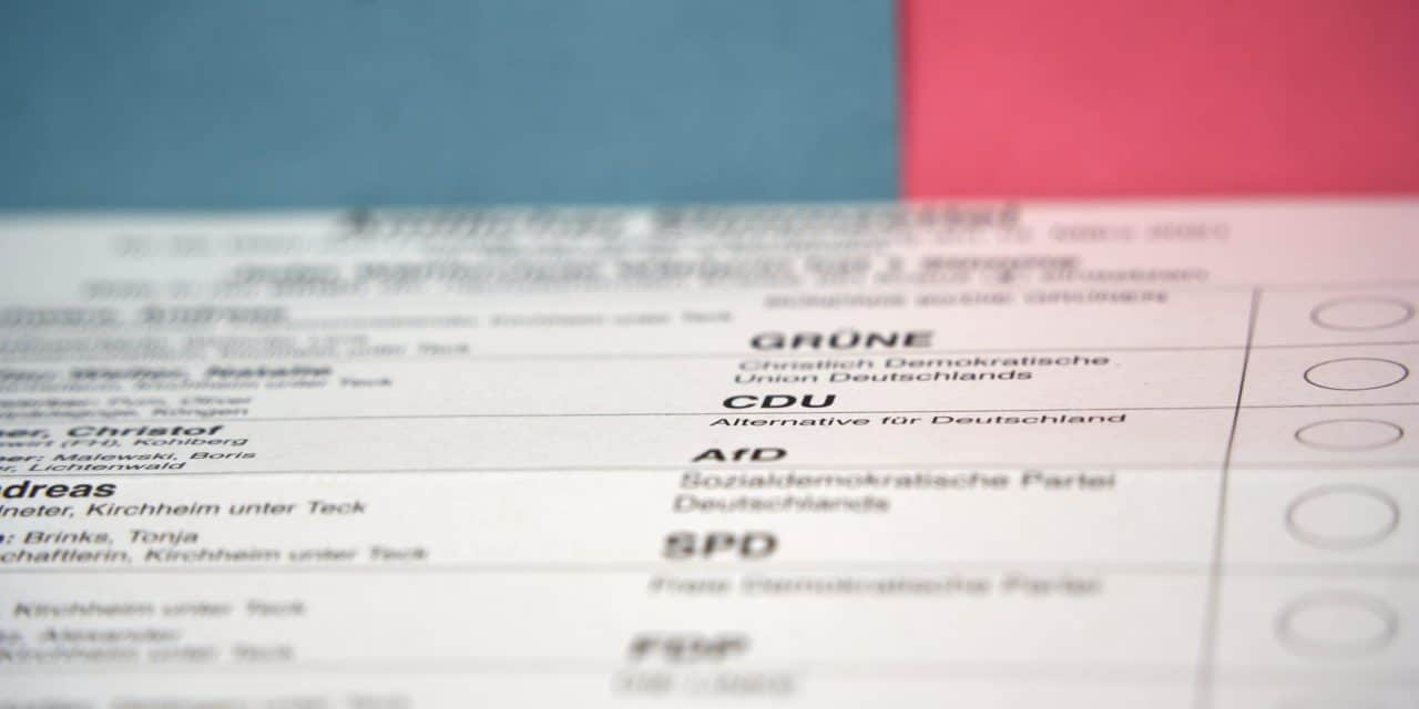 Briefwahl war gestern – Wie die DLT das Wahlsystem umkrempeln kann