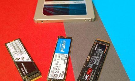 """HDDs, SATA-SSDs und PCIe-SSDs im Vergleich: Welchen Speicher kaufen?"""""""