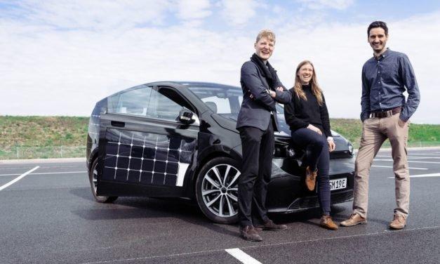 Sono Motors: Münchner Solarauto-Firma beantragt US-Börsengang