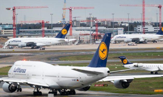 Geschäftsreisen laut Lufthansa-Chef wieder höher im Kurs