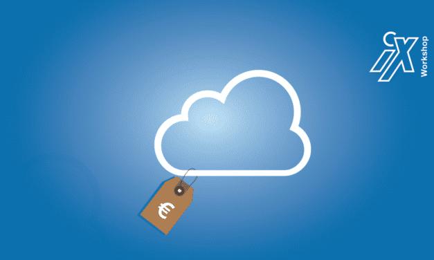 heise-Angebot: iX-Workshop: Cloud-Kosten im Griff behalten